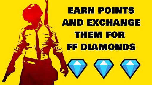 Code Triche 💎 Diamants pour un feu gratuit et rapide (Astuce) APK MOD screenshots 2