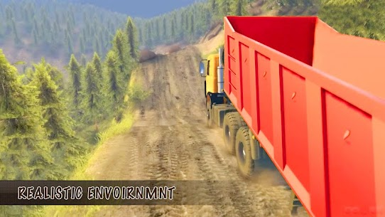 Russion Truck Driver: Offroad Driving Adventure 3