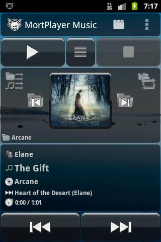 MortPlayer Music  screenshots 7