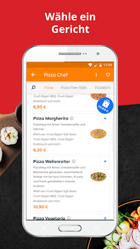 LIEFERHELD | Order Food  screenshots 3