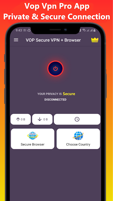 VOP HOT Pro Premium VPN -100% secure Safe Browsing  poster 6