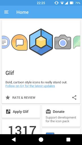 glif icon pack screenshot 2
