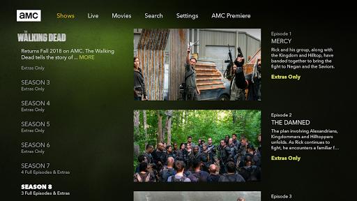 AMC screenshots 2