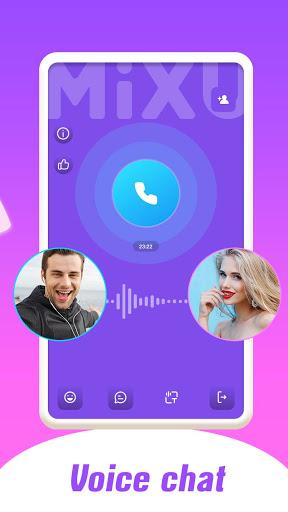 Mixu - Live chat, video calls, meet new friends apktram screenshots 4