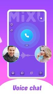 Mixu – Live chat, video calls, meet new friends 4