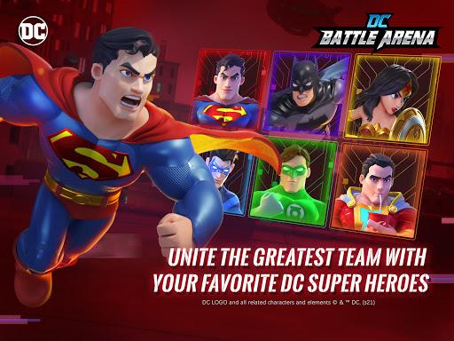 DC Battle Arena 1.0.34 screenshots 17