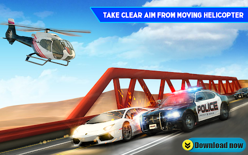 Télécharger Police Sniper 3D: Jeux de tir FPS gratuits apk mod screenshots 1