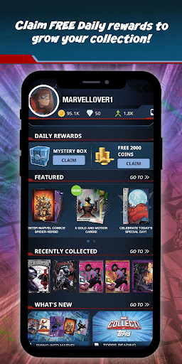 Marvel Collect! by Topps Card Trader 14.3.1 screenshots 6