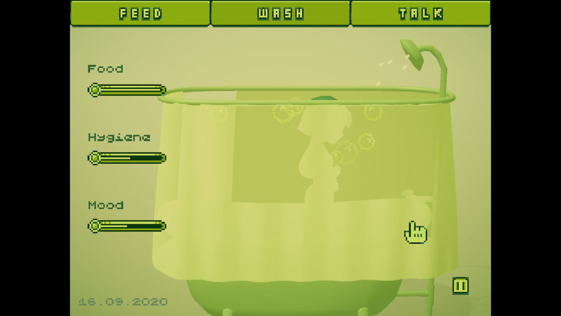Screenshot 3 de Your amazing T-Gotchi! para android