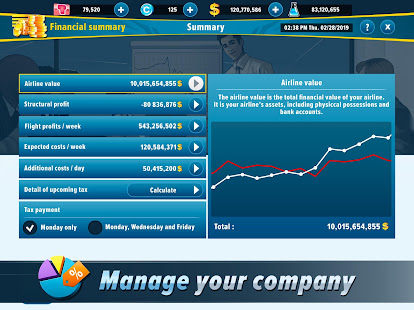 Airlines Manager - Tycoon 2021 Unlimited Money