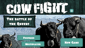 CowFight Battle of the Queens