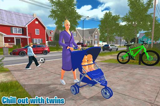 Virtual Babysitter: Babysitting mother simulator 4 screenshots 8