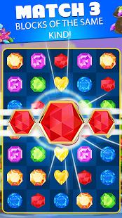 Jewel Match Fantasy: Gems And Jewels Match 3