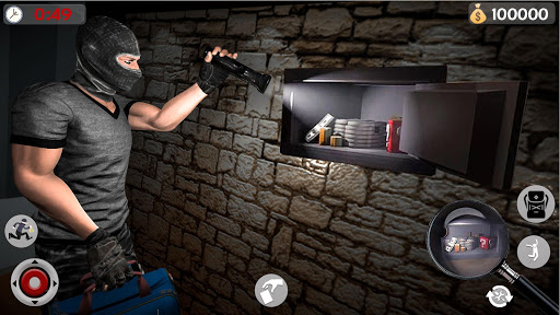 Crime City Thief Simulator u2013 New Robbery Games 1.6 Screenshots 3