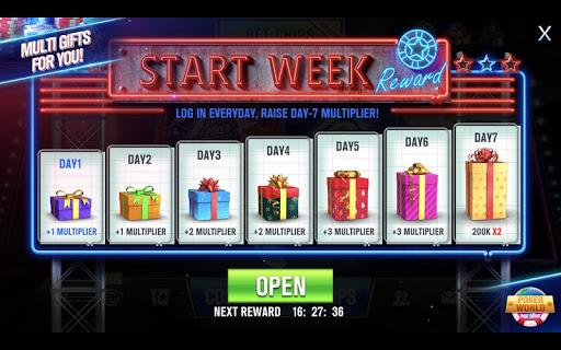 Poker World Mega Billions 2.101.2.101 Screenshots 14
