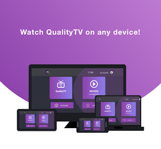 QualityTV: Watch live television 2.1.4