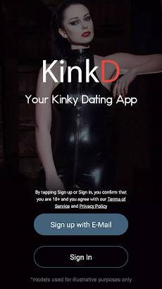 KinkD: Fetish, BDSM Dating & Kinky Fet Lifestyleのおすすめ画像1