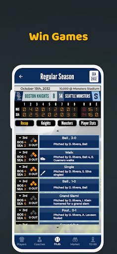 Ultimate Pro Baseball General Manager - Sport Sim  screenshots 12