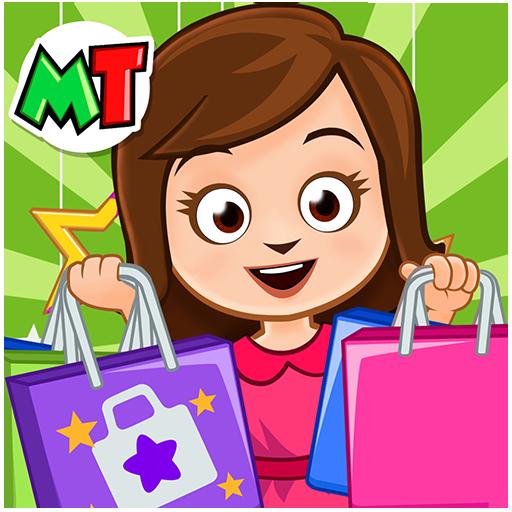 Jogo simulador de shopping virtual
