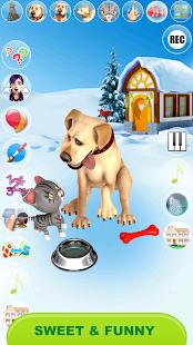 Talking John Dog Frozen City