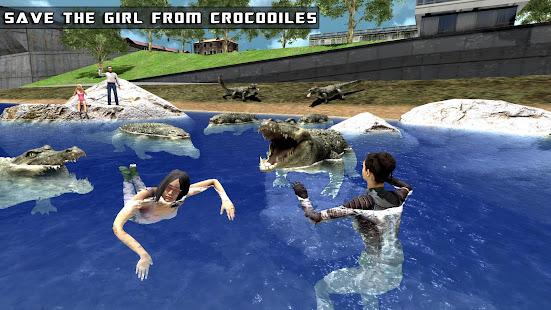Flying Girl Rope Hero Spider Swing Game 1.3.1 screenshots 3
