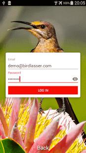 BirdLasser