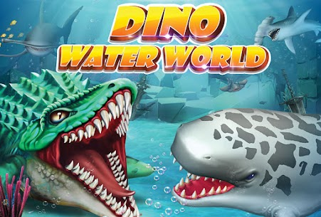 Jurassic Dino Water World Mod Apk 12.66 (Unlimited Currency) 1