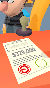 Bank Job 3D For Android (MOD, Unlimited Money) 5
