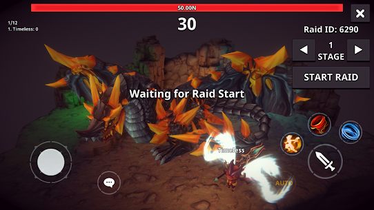 Dungeon Knight 3D Idle RPG Mod Apk (Unlimited Money) , Dungeon Knight 3D Idle RPG Apk Full download 5