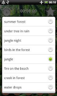 Forest Sounds Nature To Sleep 5.0.1-40082 Screenshots 2