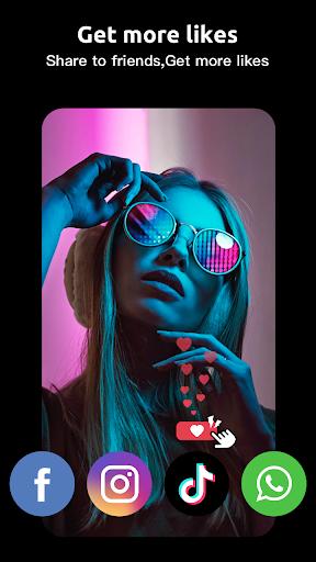 Tempo - Music Video Maker screenshots 7
