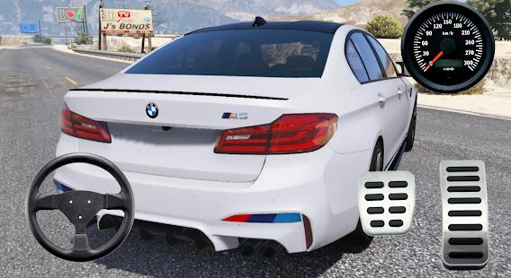 Drift BMW M5 Simulator 1 Screenshots 4