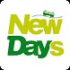 NewDaysアプリ
