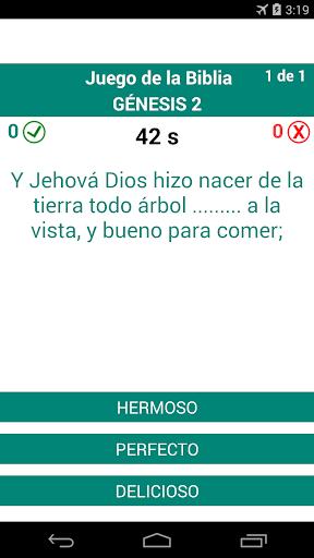Juego de la Biblia  screenshots 5