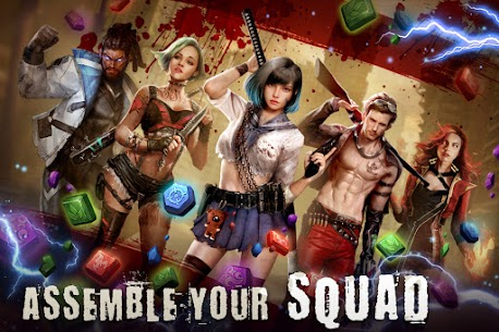 Puzzle and Doomsday Mod Apk (ONE HIT to Kill) Download 2