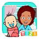 赤ちゃんのための私のTiziデイケア-赤ちゃんのゲームをする - Androidアプリ