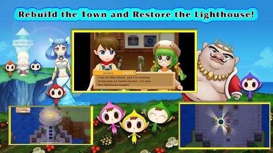 Harvest moon light of hope apk (MOD, Unlimited) Download 1