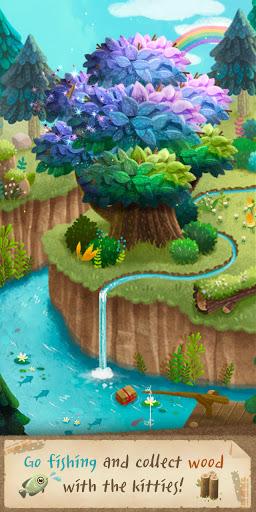 Secret Cat Forest 1.5.34 screenshots 2