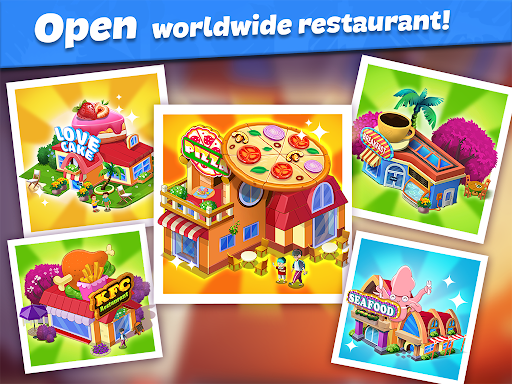 Food Voyage: New Free Cooking Games Madness 2021  Pc-softi 24