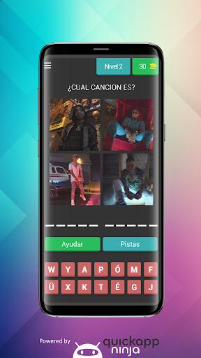 4 Fotos 1 Canciu00f3n - Adivina la Canciu00f3n - Anuel 7.7.0z Screenshots 2