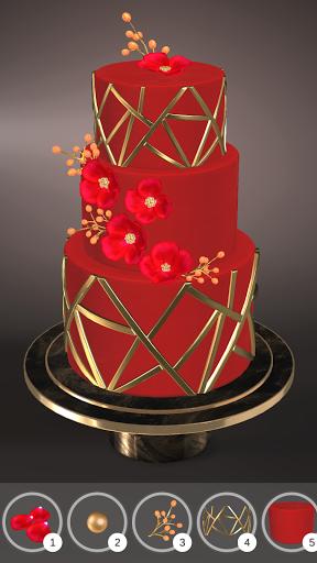 Cake Coloring 3D  Pc-softi 2