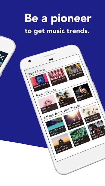 Free Music MP3 Player (Download LITE) screenshot 1