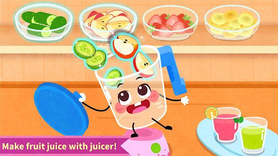 Baby Panda's Kitchen Party 8.57.00.00 Screenshots 4