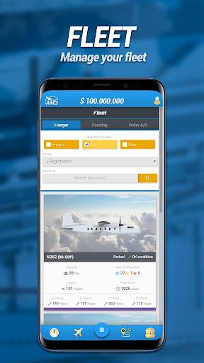 Télécharger gratuit Airline Manager 3 APK MOD 2
