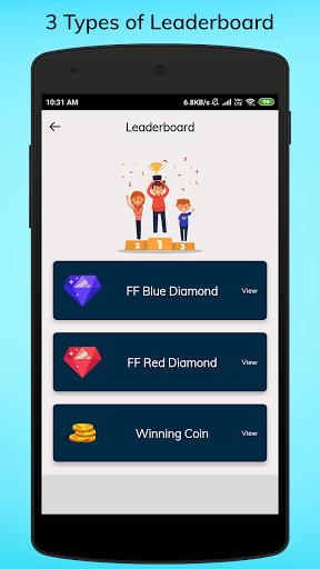 Lucky Spin the Wheel - Win Free FF Diamond screenshots 7