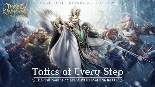 Three Kingdoms: Heroes Saga  screenshots 1