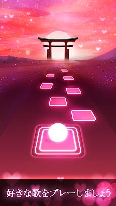 タイルホップ: 音楽ゲームのおすすめ画像1