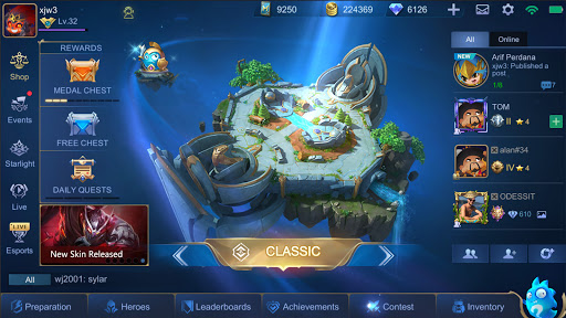 Mobile Legends: Bang Bang 1.5.8.5513 Screenshots 6