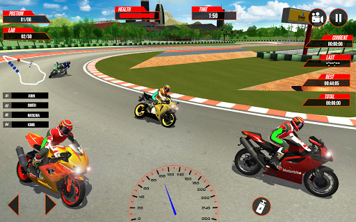 Bike Racing Game Free 1.0.26 screenshots 5