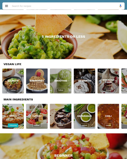 Foto do American cookbook - American food recipes